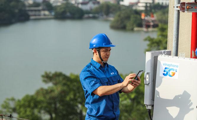 Hà Nội đề ra mục tiêu phát triển mạng 5G để phục vụ kinh tế số, xã hội số.