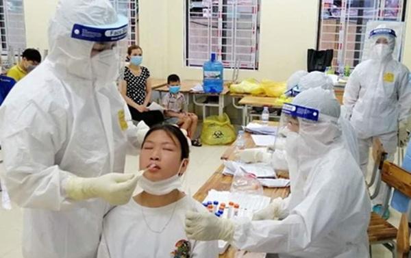 Đến 6 giờ ngày 25/5, Việt Nam có tổng cộng 3.975 ca mắc COVID-19 do lây nhiễm trong nước