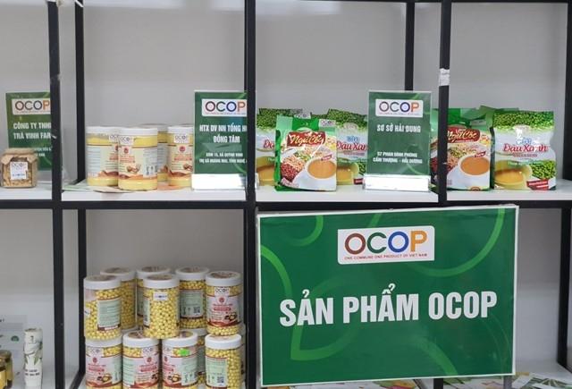Các sản phẩm Ocop khi được chỉ dẫn địa lý đã mang lại lợi ích kinh tế cao.