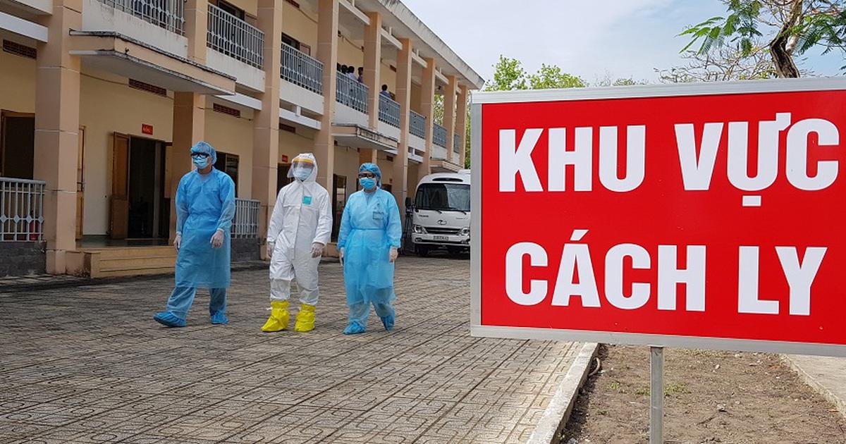Cách ly 5 người phụ nữ nhập cảnh trái phép từ Campuchia về Kiên Giang. Ảnh: TL