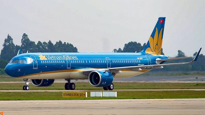 Từ ngày 10/5, Vietnam Airlines triển khai chính sách hỗ trợ đổi, hoàn vé đối với vé mua tại thị trường Việt Nam và có hành trình hoàn toàn nội địa.