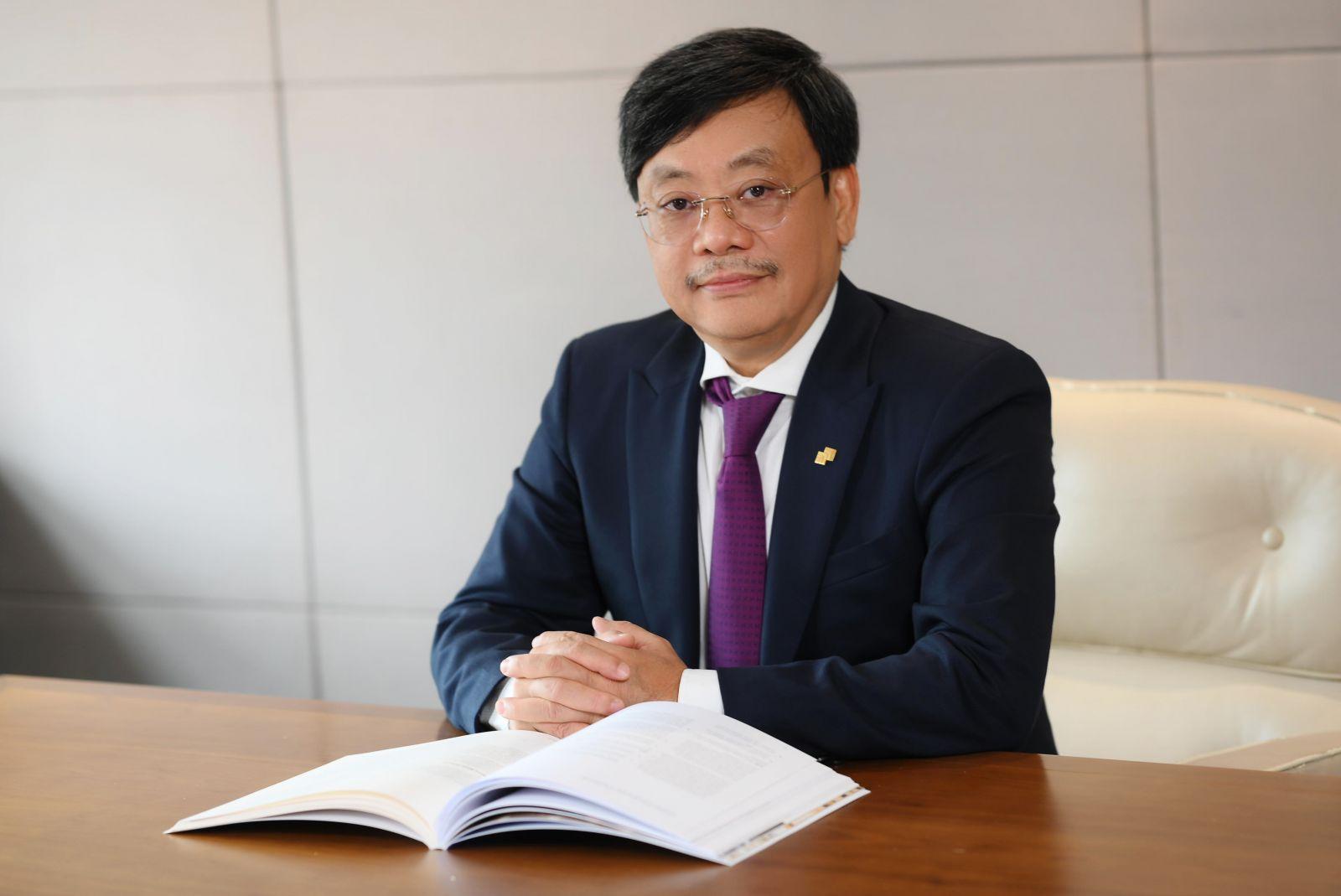 Chủ tịch Hội đồng Quản trị Masan Group, Tiến sĩ Nguyễn Đăng Quang