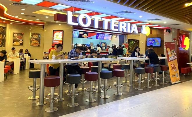 Lotteria bác bỏ thông tin rút khỏi Việt Nam