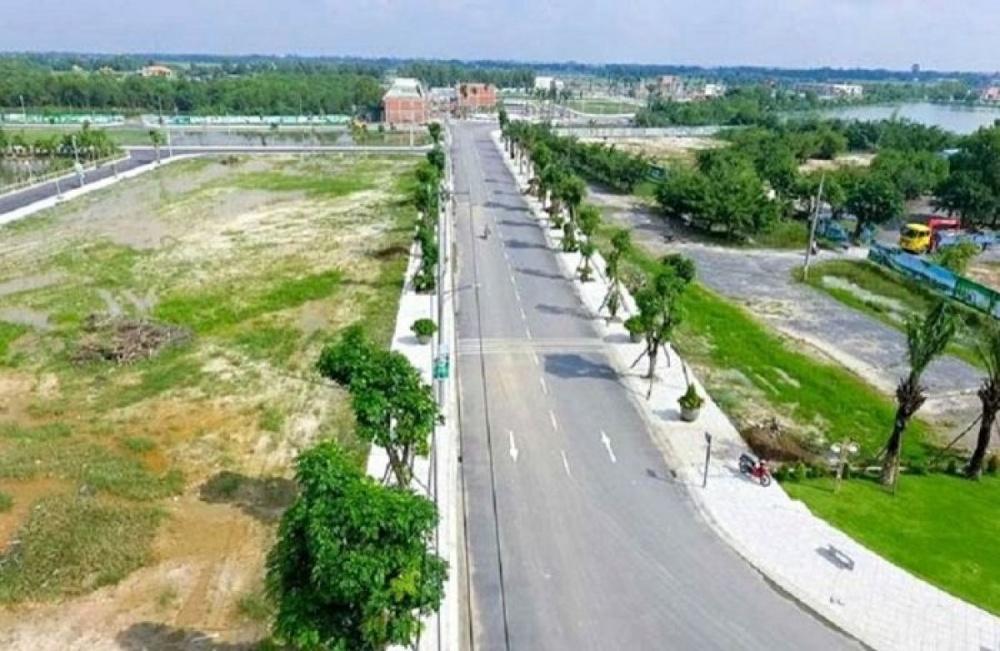 Nguồn cung mới của phân khúc đất nền chủ yếu tập trung ở các tỉnh vùng ven như Long An, Bà Rịa - Vũng Tàu