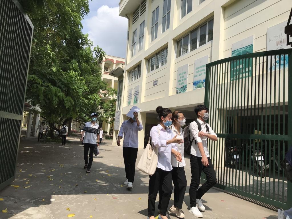 Hà Nội là địa phương có số điểm 10 nhiều nhất cả nước