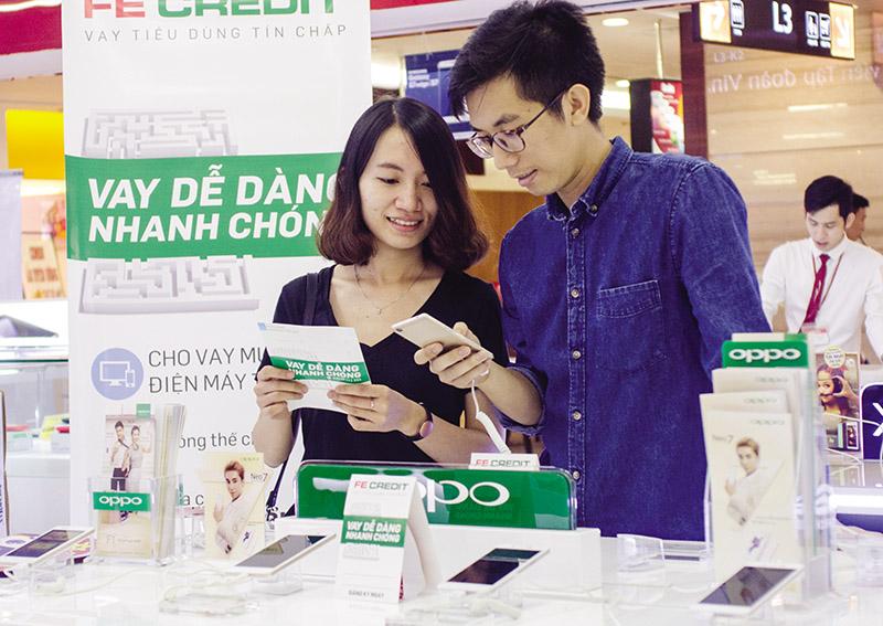 FE Credit hiện có hơn 11 triệu khách hàng