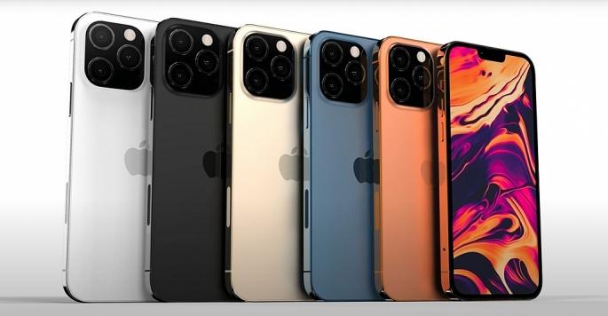 iPhone 13 vẫn duy trì mức giá bán như iPhone 12 năm ngoái?
