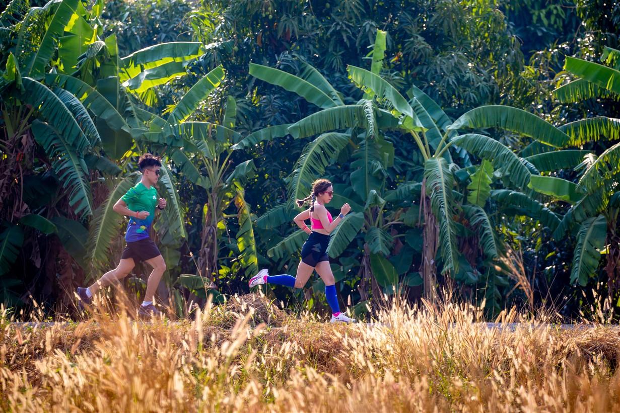Giải chạy DaBen Tây Ninh