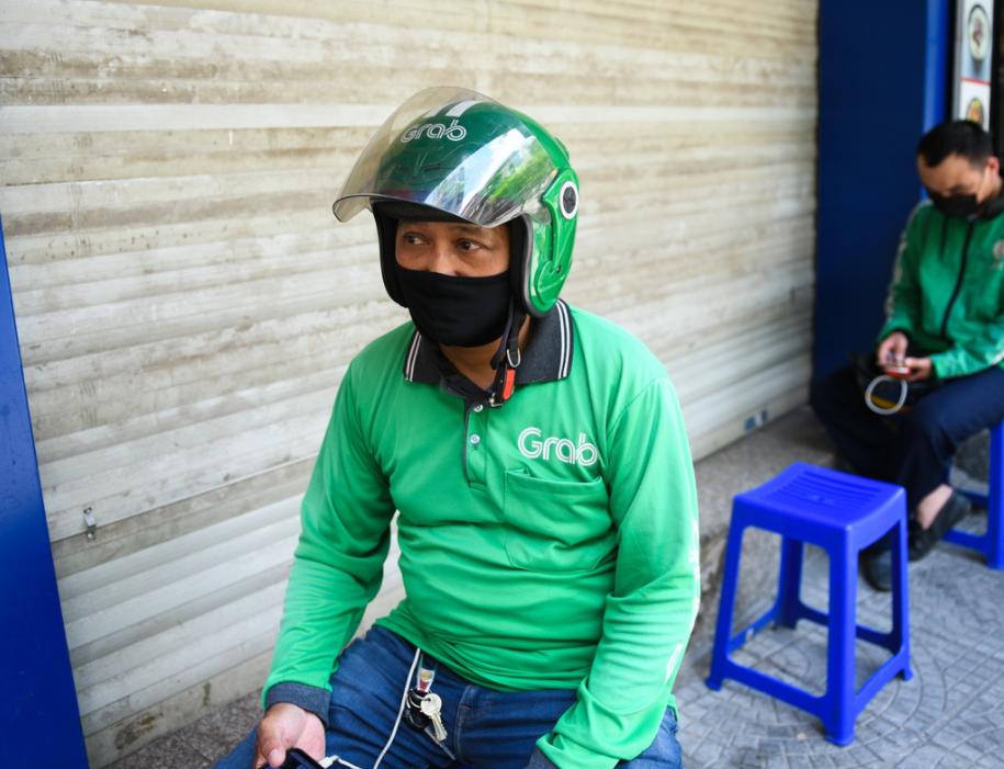 Grab nhận định các dịch vụ giao hàng thiết yếu, đi chợ hộ sẽ giúp Hà Nội giải quyết bài toán lưu thông hàng hóa cũng như giảm tụ tập mua sắm đông người.