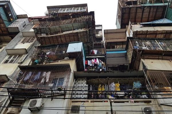 Việc cải tạo, xây dựng chung cư cũ tại Hà Nội còn nhiều vướng mắc, triển khai chậm