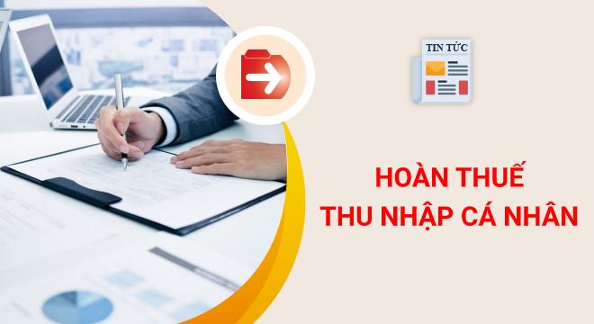 Cục Thuế Hà Nội khuyến cáo làm thủ tục hoàn thuế thu nhập cá nhân điện tử.