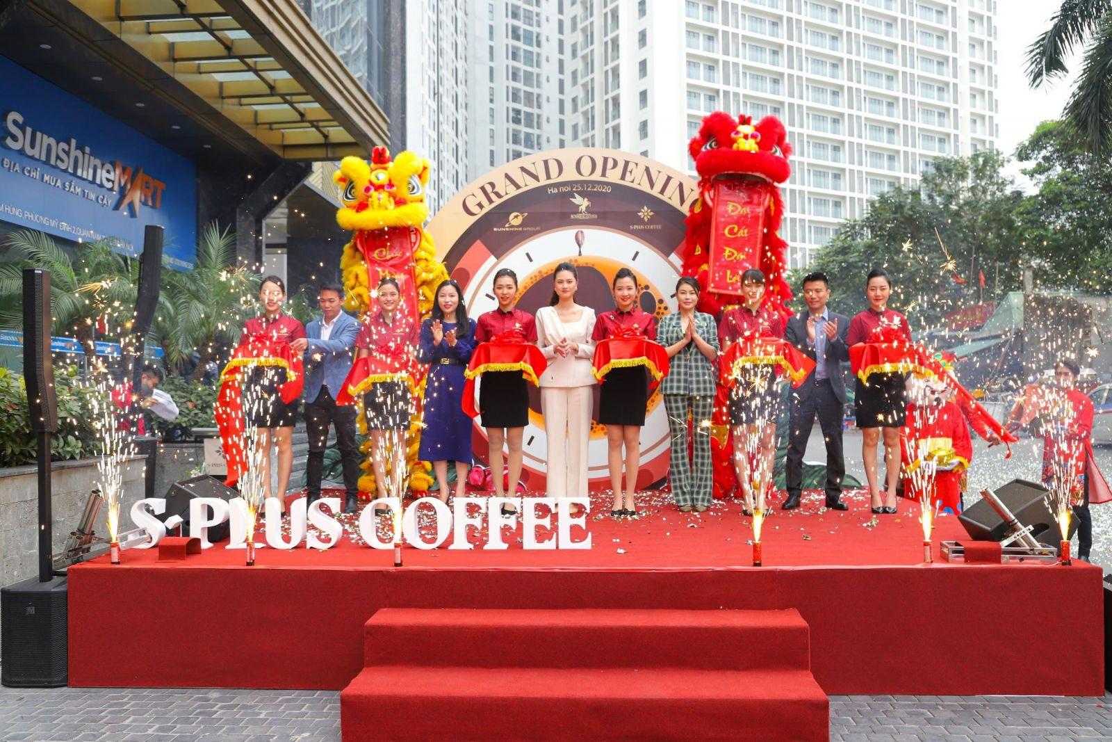 S-Plus coffee