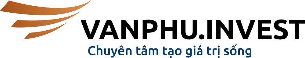 Logo mới của Văn Phú - Invest