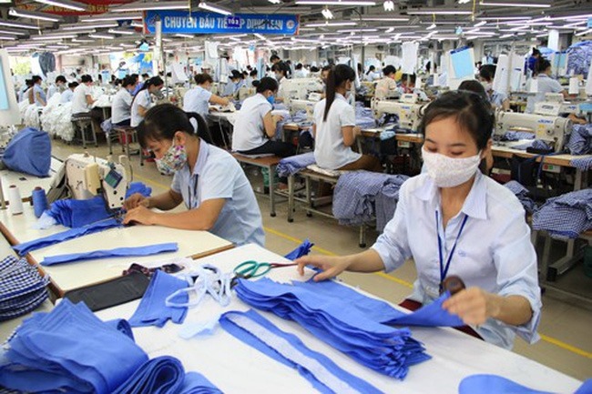 Mặt hàng dệt may đang có những cơ hội lớn từ thị trường Vương quốc Anh.