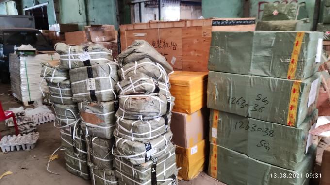 Toàn bộ hàng hóa thuộc sở hữu của bà Bảo Nguyễn Thị Thùy, sinh năm 1990.