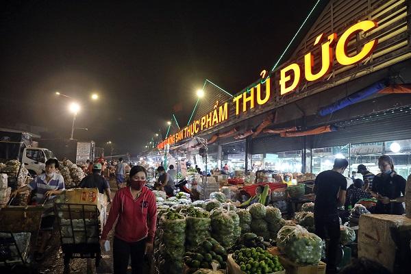 Bộ Công Thương đề nghị các tỉnh, thành phố phía Nam khẩn trương mở lại chợ truyền thống.