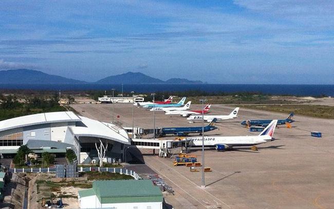 Cảng Hàng không Quốc tế Cam Ranh, Khánh Hòa.