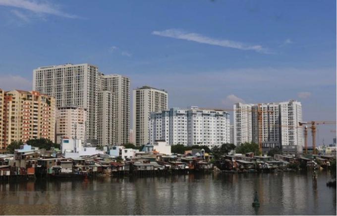 Ngành bất động sản đóng góp khoảng 8 - 11% GDP.