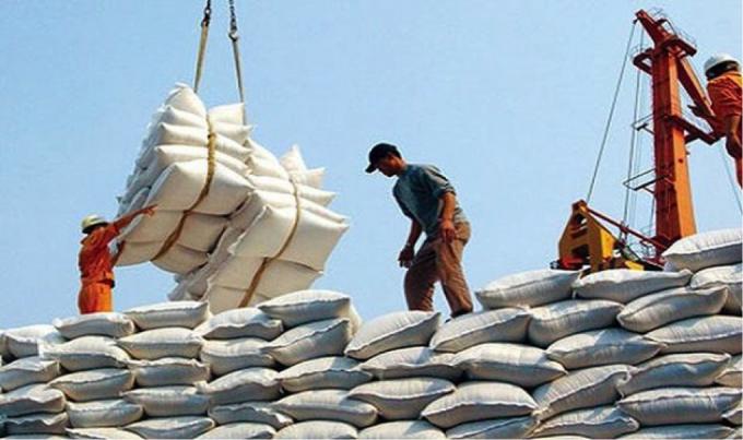 Bất thường việc nhập khẩu số lượng lớn gạo từ Ấn Độ.
