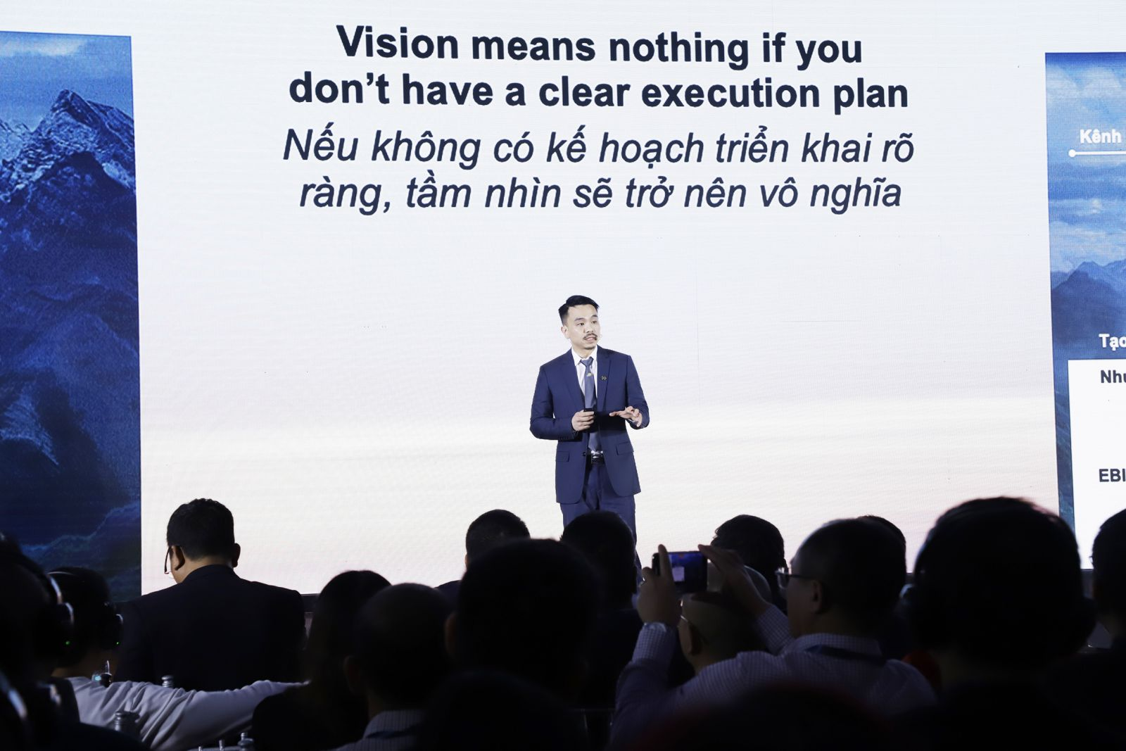 Ông Danny Le - Tổng Giám đốc Công ty Cổ phần Tập đoàn Masan