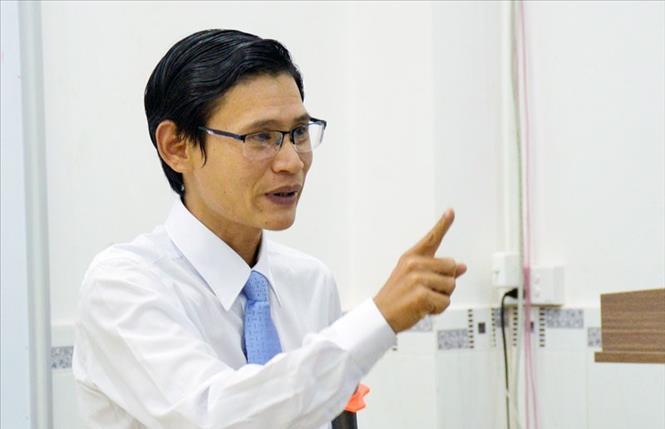 Chuyên gia kinh tế Huỳnh Thanh Điền (giảng viên ĐH Nguyễn Tất Thành)
