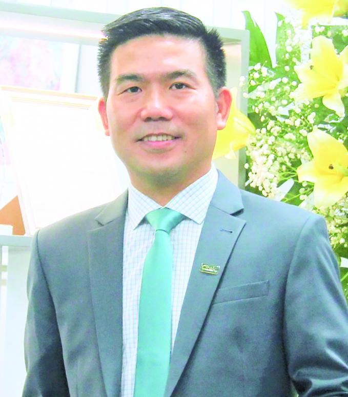 Ông Nguyễn Công Tẩn - Tổng Giám đốc Citek.