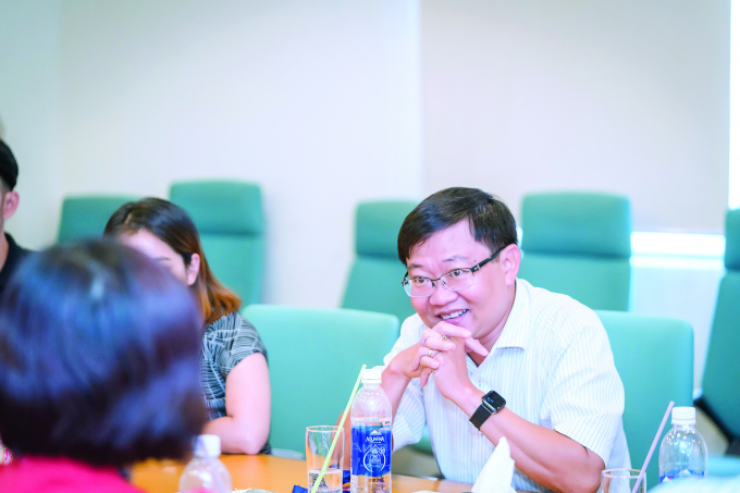 Ông Vũ Thái Hà - Giám đốc Dự án của eDoctor.