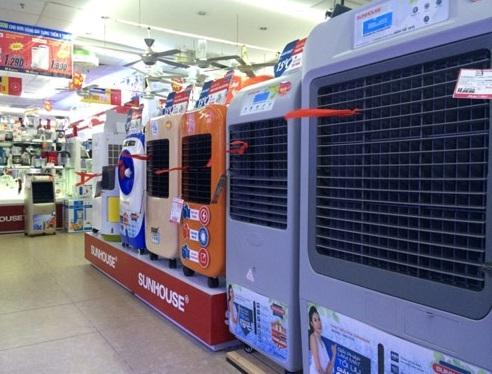 Quạt điều hòa là một trong số những thiết bị làm mát được không ít các gia đình tìm mua để ửng phó với thời tiết nắng nóng của mùa hè.