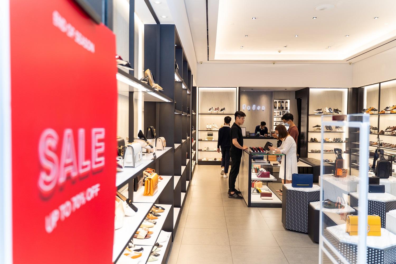 Quy mô của thị trường bán lẻ tiếp tục tăng trưởng trong nửa cuối năm 2021.