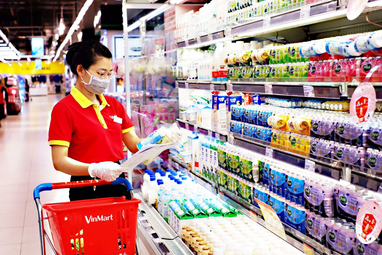 Hệ thống siêu thị Vinmart
