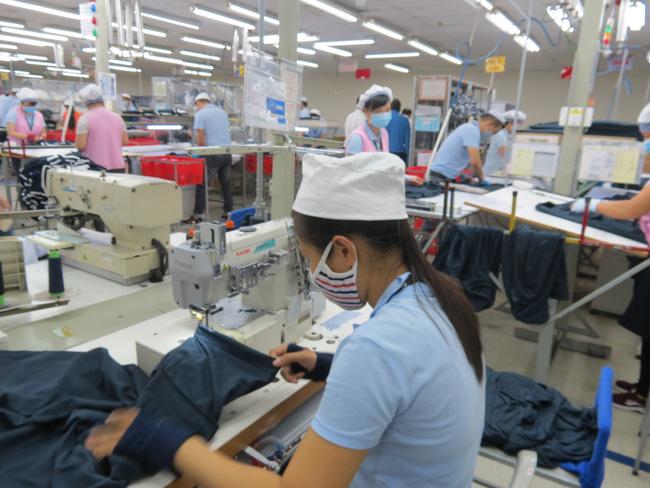 TP.HCM có tổ chức kí cam kết thực hiện quy định, quy chế tổ chức an toàn trong sản xuất giữa doanh nghiệp và chính quyền