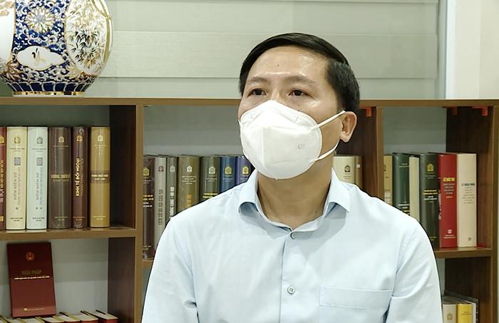 Giám đốc Sở Thông tin và Truyền thông Hà Nội Nguyễn Thanh Liêm