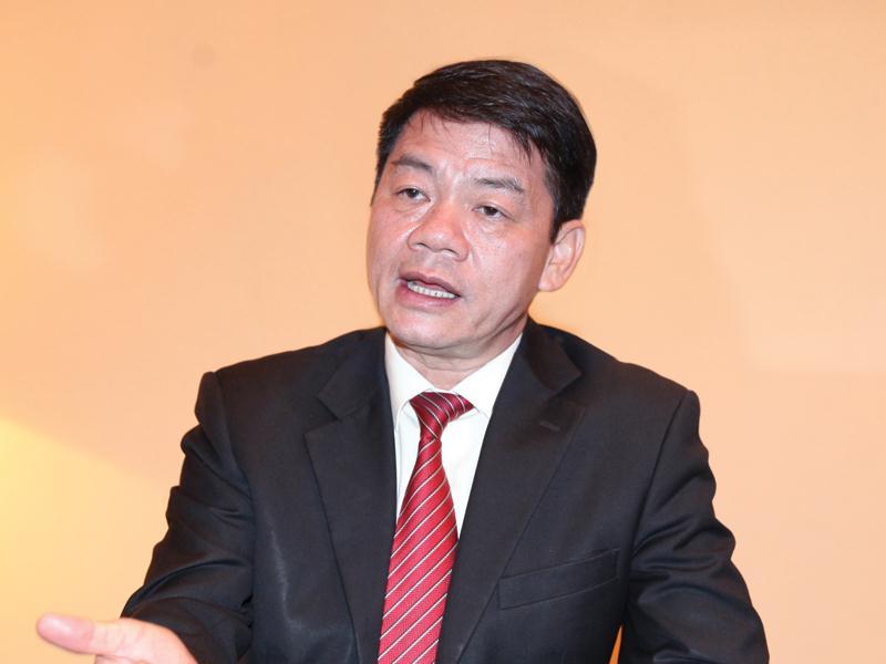 Ông Trần Bá Dương, Chủ tịch Thaco.