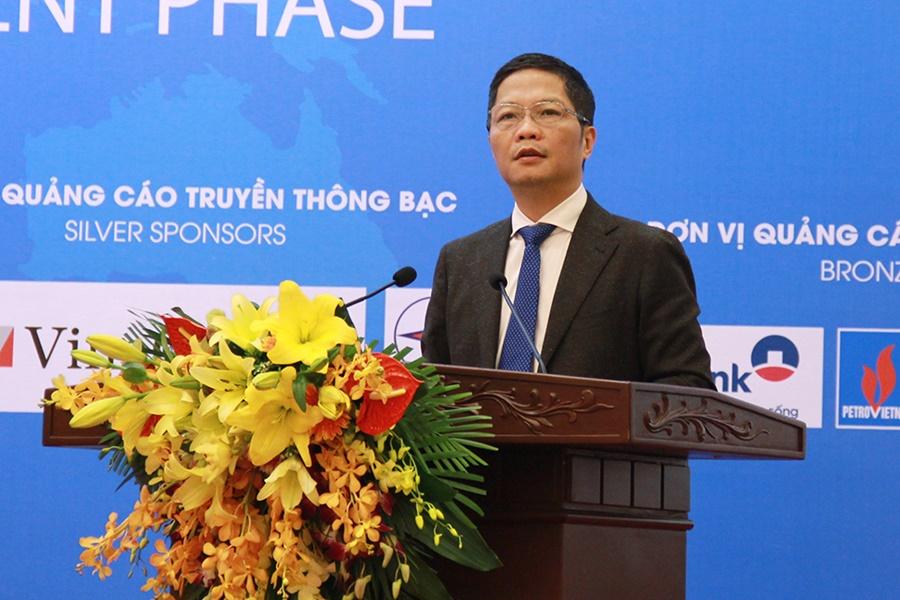 Ủy viên Bộ Chính trị, Trưởng Ban Kinh tế Trung ương Trần Tuấn Anh.