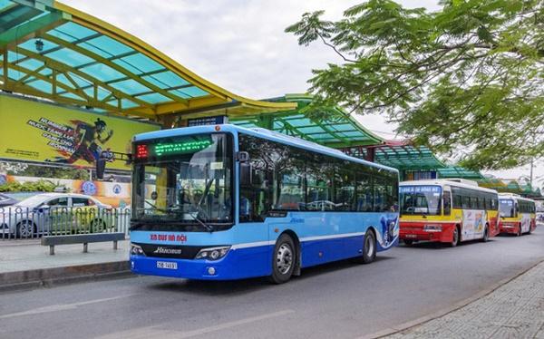Hà Nội điều chỉnh phương án vận hành 118 tuyến buýt trợ giá