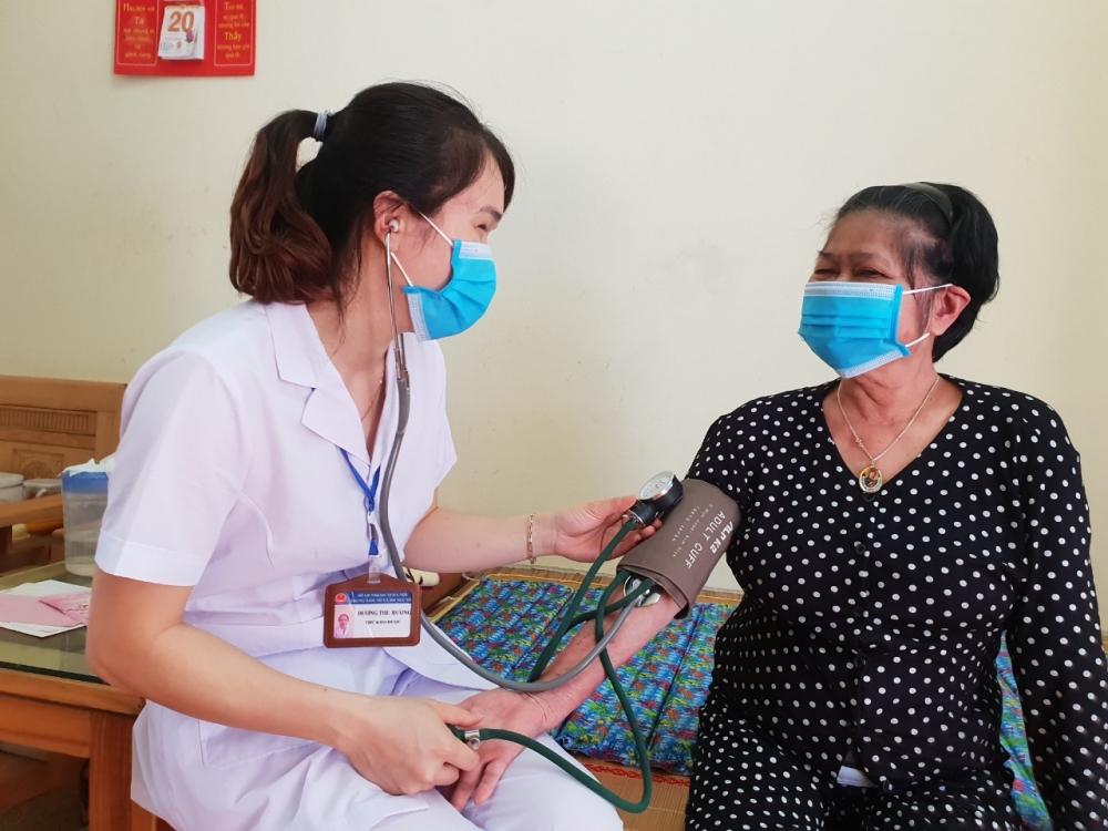 Chăm sóc người có công tại Trung tâm nuôi dưỡng và điều dưỡng người có công số 2 Hà Nội.