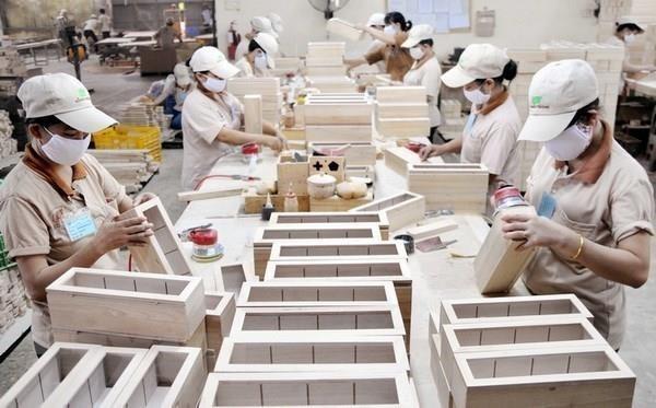 Vốn đầu tư nước ngoài vào Việt Nam đang hồi phục