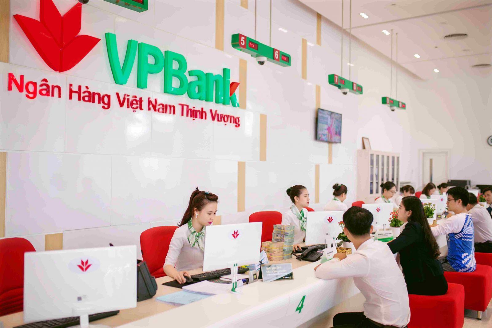 VPBank tiếp tục tăng trưởng bền vững trong những tháng đầu năm 2021