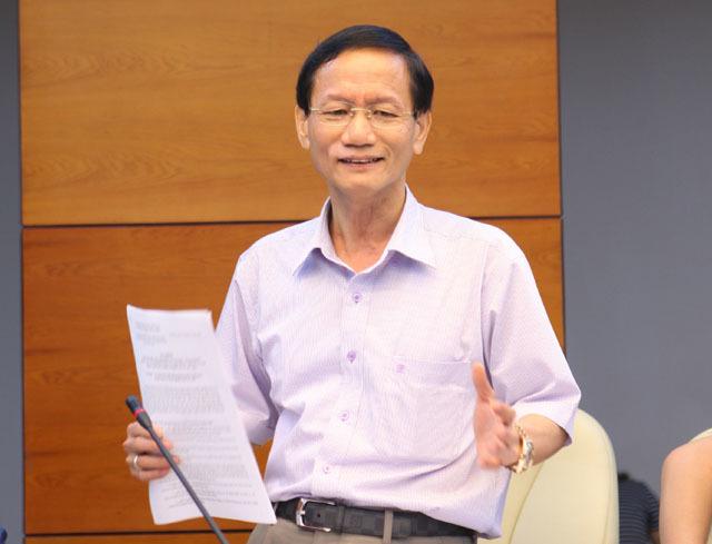 Ông Vũ Văn Tiền, Chủ tịch Tập đoàn Geleximco.