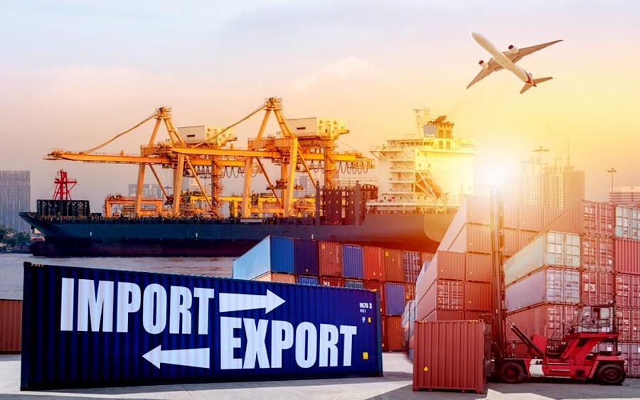 Những năm gần đây, xuất nhập khẩu của nước ta đạt được những kết quả hết sức tích cực.