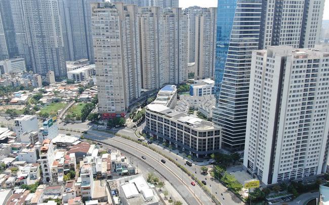 TP HCM hạn chế xây cao ốc