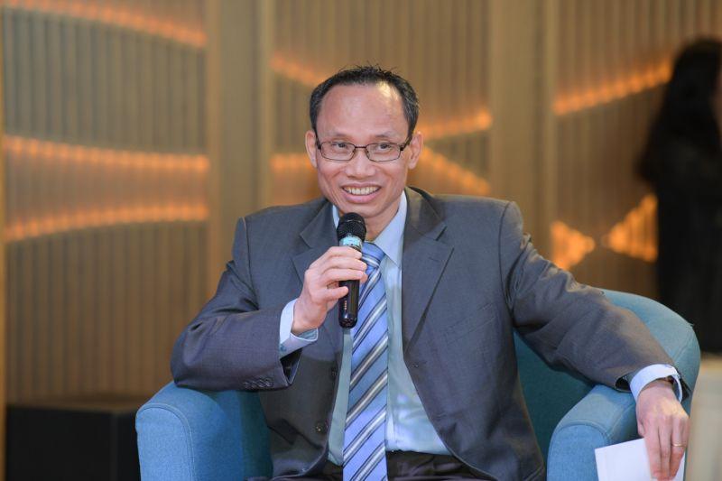 TS. Cấn Văn Lực, Thành viên Hội đồng tư vấn chính sách Tài chính - Tiền tệ Quốc gia