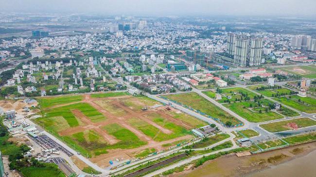 Cần đẩy mạnh phát triển thị trường quyền sử dụng đất. Ảnh minh họa.