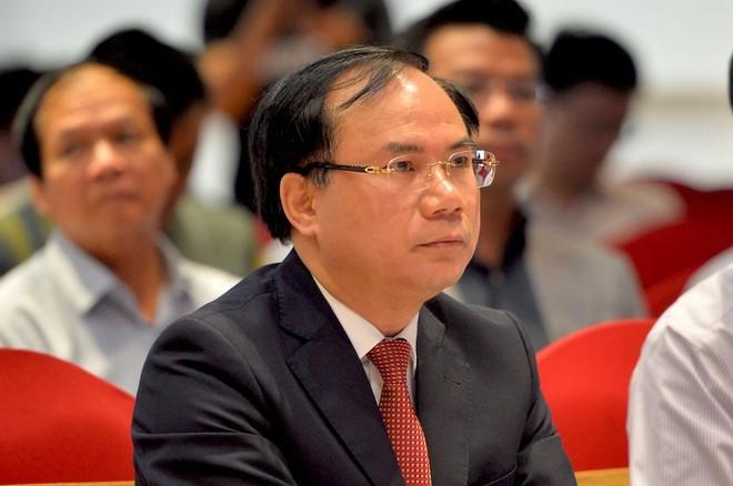 Ông Nguyễn Văn Sinh, Thứ trưởng Bộ Xây dựng.