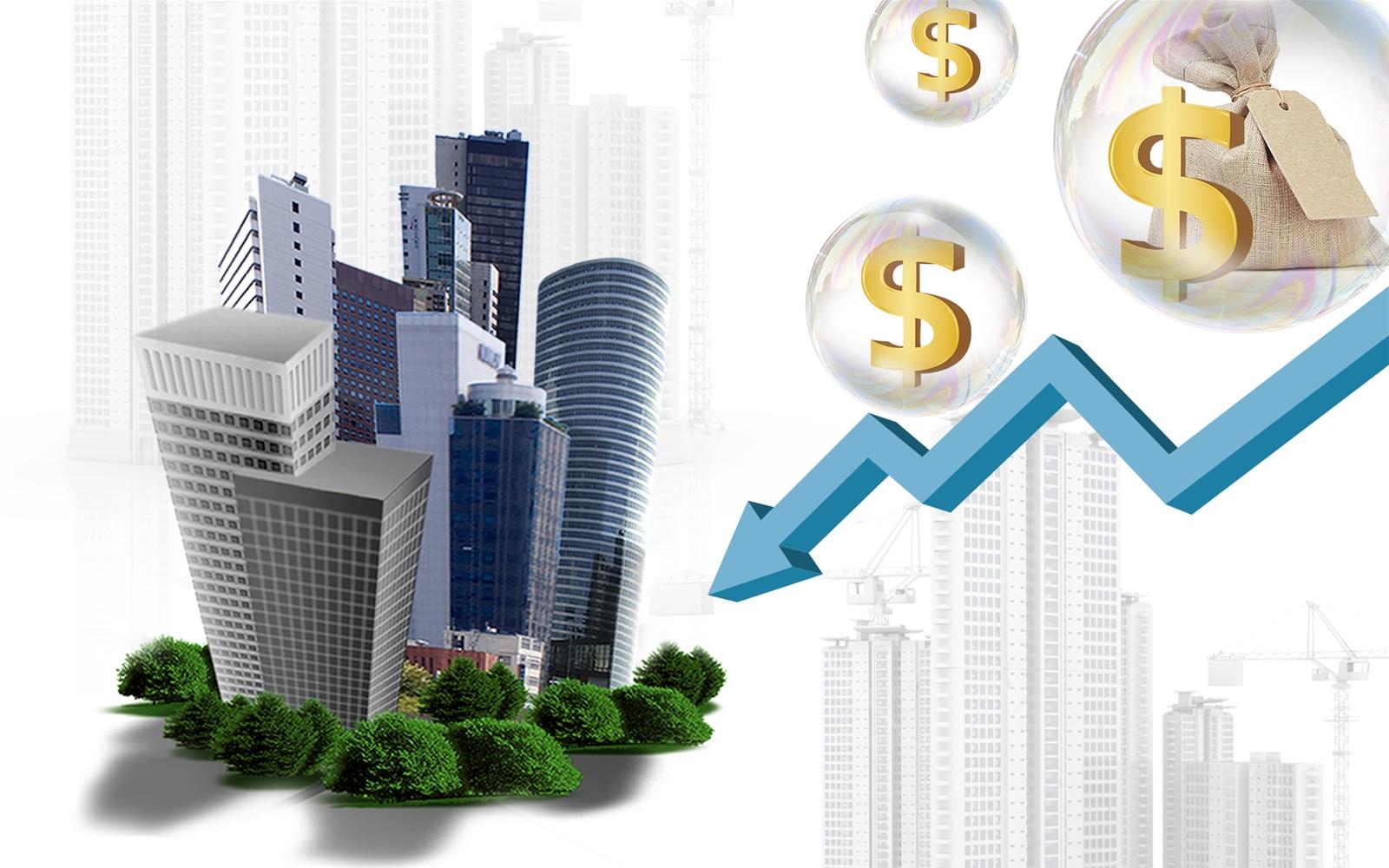 Các kênh huy động vốn đều sôi động, thị trường bất động sản khỏi lo thiếu vốn.