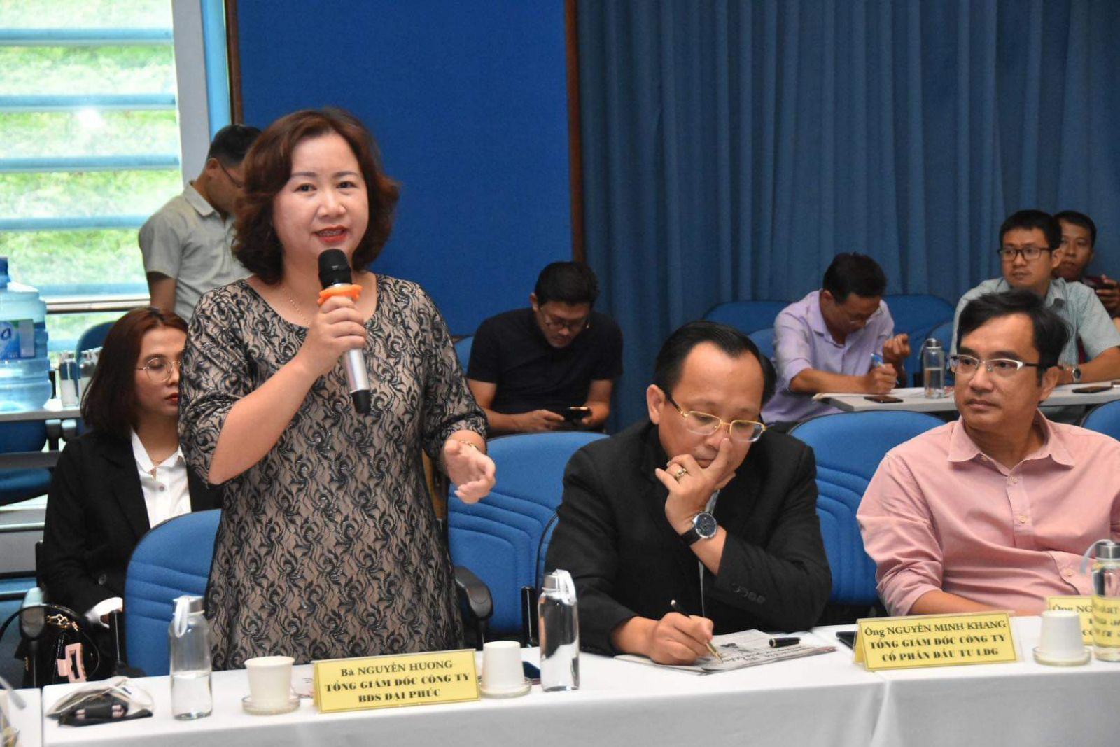 Bà Nguyễn Thị Thanh Hương - TGĐ Đại Phúc Land nói về nguyên nhân gây sốt đất và giải pháp