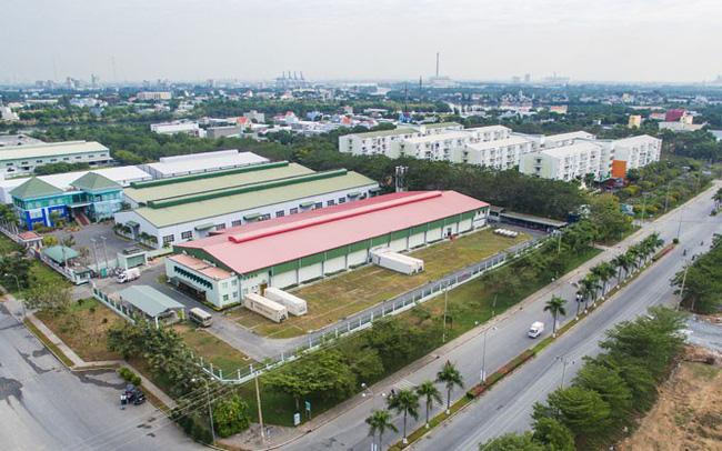 Bất động sản khu công nghiệp tại Việt Nam đang được kỳ vọng phát triển.