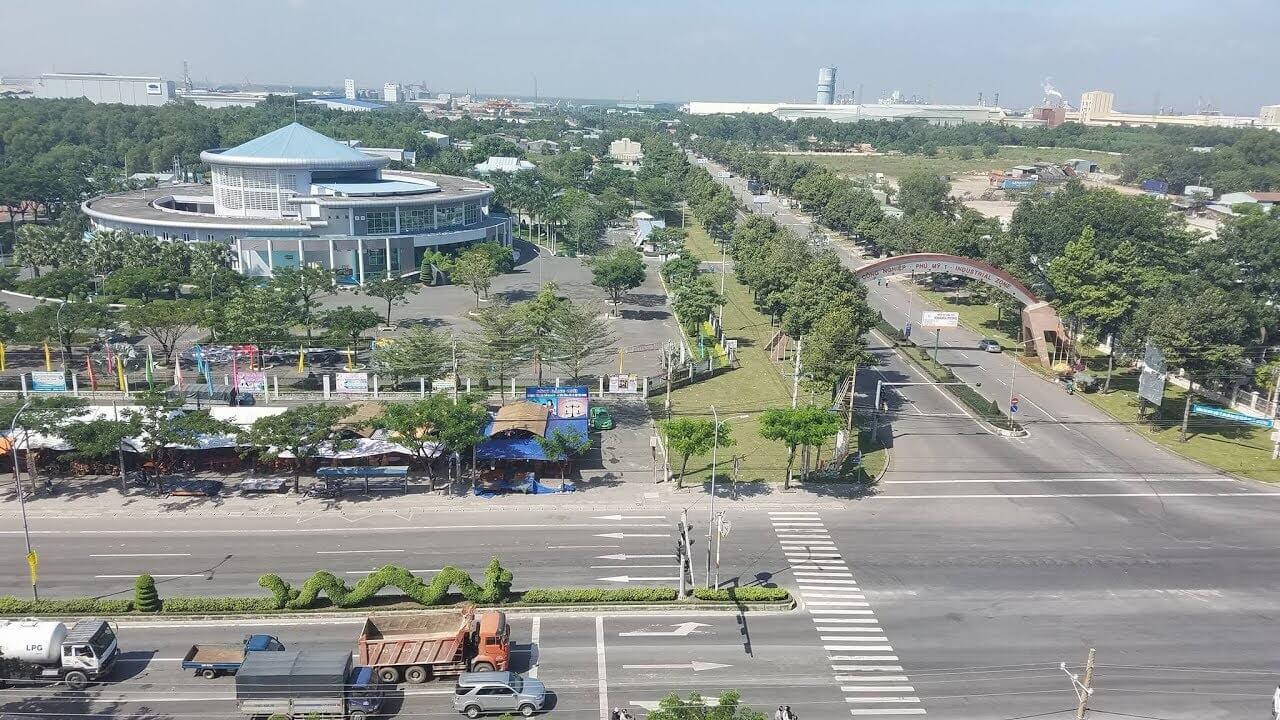 Hạ tầng, công nghiệp tạo đà cho bất động sản Phú Mỹ tăng trưởng nóng