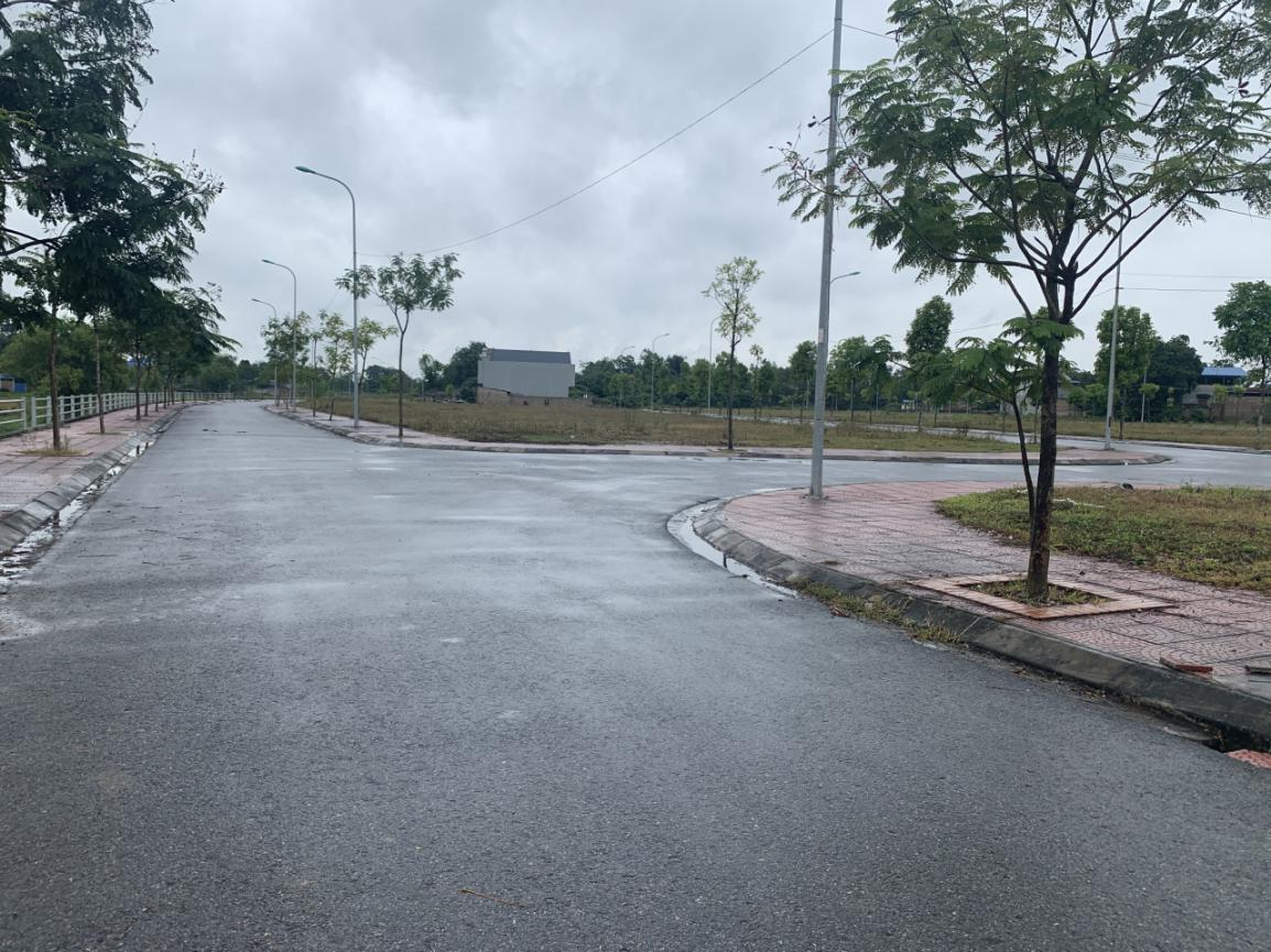 Dự án Mỏ Bạch Central Hill - TP Thái Nguyên đã hoàn thiện 90% cơ sở hạ tầng