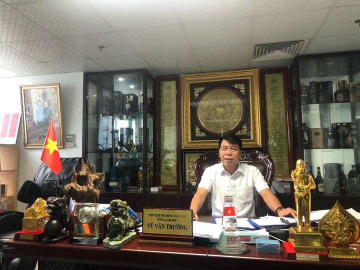 Ông Vũ Văn Trường - Chủ tịch Công ty CP đầu tư và xây dựng Thiên Lộc - một trong những chủ đầu tư dự án quy mô lớn nhận định Thái Nguyên là vùng đất nhiều tiềm năng.